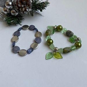 Two Bracelets in Set